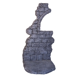 Stone Wall display
