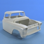 1955-57 Chevy pickup, Chopped Cab