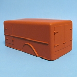 1950's refrigerated cargo box