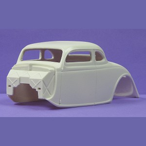 1936 Ford 5-window chopped