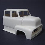 1953 Ford 4-door cab/over